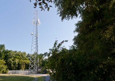 Frederick County MD Public Safety Training Facility (160' Lattice Tower)