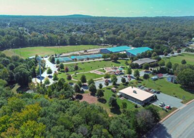 Greenville Park, Greenville County (120′ Monopole)