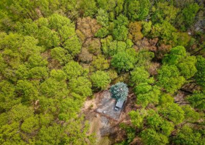 Keytone Park, Prince William County (130′ Tree Pole)