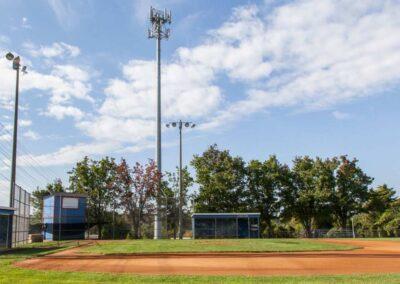 Turkey Fields Park, Prince William County (165′ Monopole)