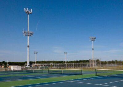 Tuscarora High School, Frederick County Public Schools (150′ Light Pole Replacement)