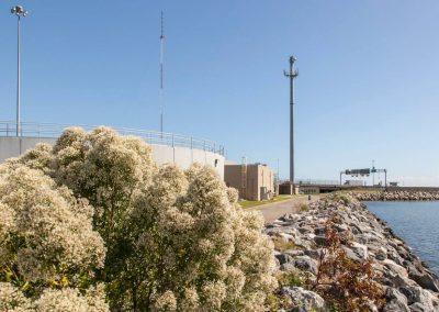 Milestone Communications Boat Harbor – Monopole – HRSD